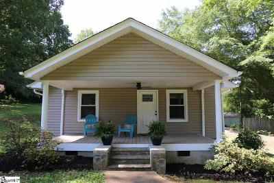 Marietta Single Family Home Contingency Contract: 3507 Geer
