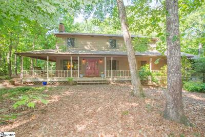 Single Family Home For Sale: 217 Dove Hill