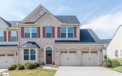 Greer Condo/Townhouse For Sale: 39 Irvington