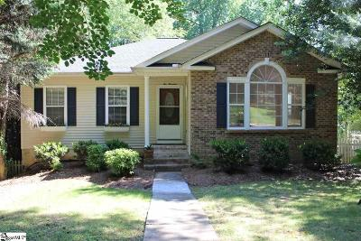 Greer Single Family Home For Sale: 200 Saratoga