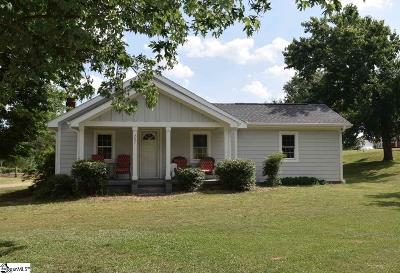 Greer Single Family Home For Sale: 231 W Gap Creek