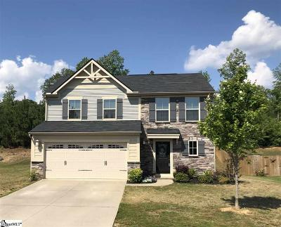 Easley Single Family Home For Sale: 109 Creekside