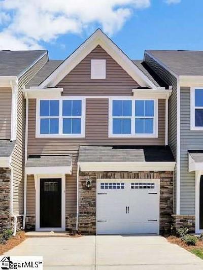 Greer Condo/Townhouse For Sale: 6 Country Dale