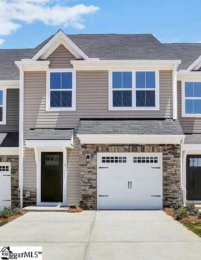 Greer Condo/Townhouse For Sale: 8 Country Dale