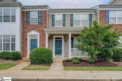 Greer Condo/Townhouse For Sale: 209 Nimbus