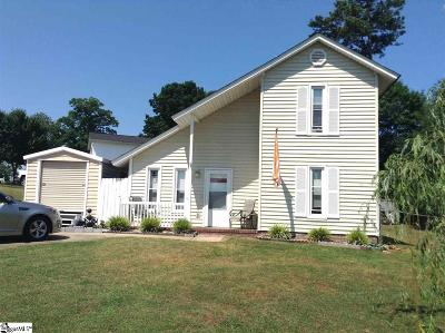 Easley Single Family Home For Sale: 100 Amy