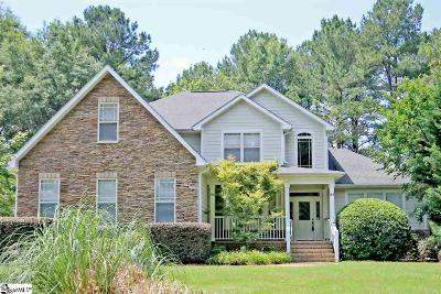Travelers Rest Single Family Home For Sale: 34 Laurelcrest