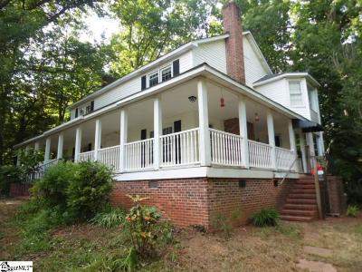 Travelers Rest Single Family Home For Sale: 100 Walker