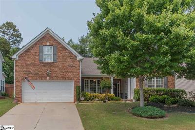 Simpsonville Single Family Home For Sale: 117 Landau