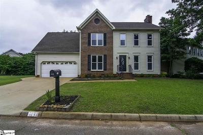 Greenville Single Family Home For Sale: 315 Fielding