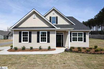 Piedmont Single Family Home For Sale: 104 Arbor Woods