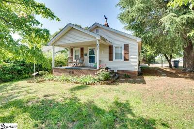 Greenville Single Family Home For Sale: 507 McCrary