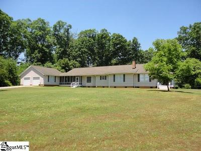 Single Family Home For Sale: 715 Breazeale
