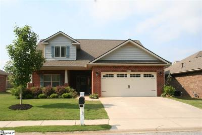 Fox Trace Single Family Home Contingency Contract: 409 Airdale