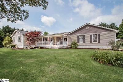 Easley Single Family Home For Sale: 1301 Jameson