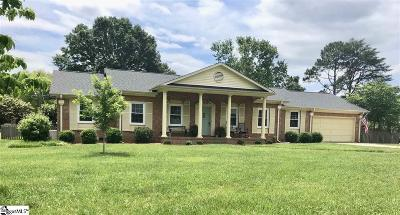 Greenville Single Family Home Contingency Contract: 14 Hillsborough