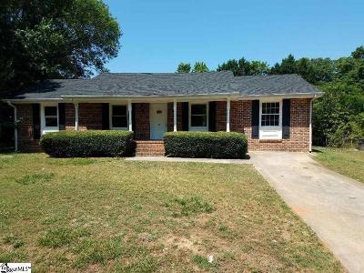 Greenville County Single Family Home For Sale: 24 Chatham