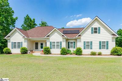 Greenville Single Family Home Contingency Contract: 406 Boling