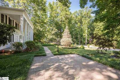 Augusta Road Single Family Home For Sale: 402 Brookwood