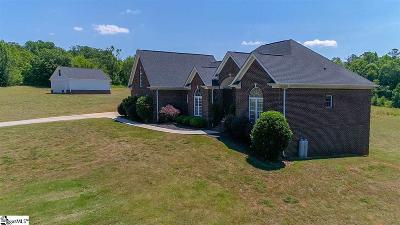 Greer Single Family Home Contingency Contract: 400 Becky Gibson