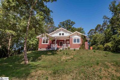 Pelzer Single Family Home For Sale: 121 Country Glen