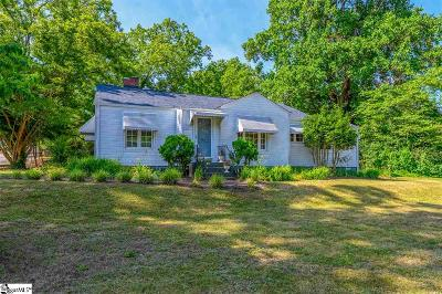 Single Family Home Contingency Contract: 3914 Brushy Creek