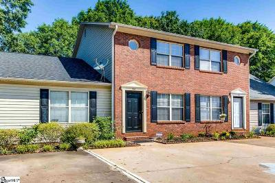 Condo/Townhouse Contingency Contract: 418 W Townes