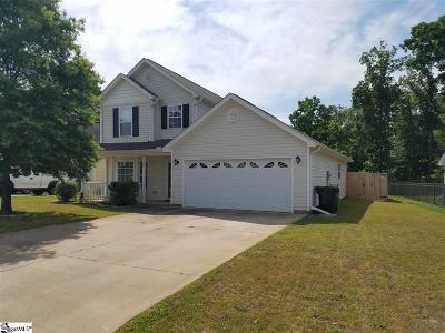 Single Family Home For Sale: 102 Jessica
