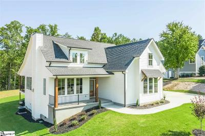 Taylors Single Family Home For Sale: 208 Deer Thicket