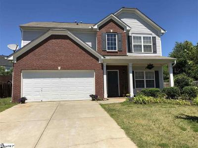 Morning Mist Single Family Home For Sale: 7 Frostweed