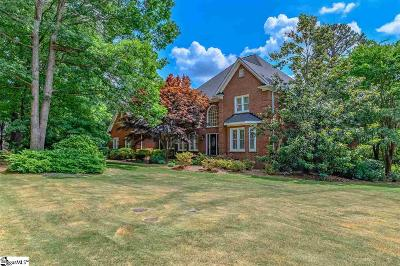 Greer Single Family Home For Sale: 107 Waterford