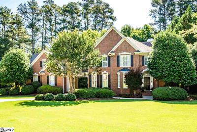 Spartanburg Single Family Home For Sale: 105 Commons