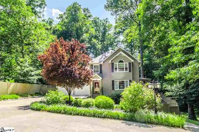 Greenville Single Family Home Contingency Contract: 714 Richbourg