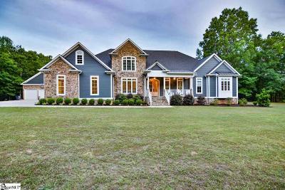 Laurens Single Family Home For Sale: 311 Sweetgum