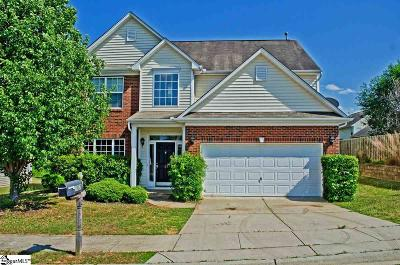 Greenville County Single Family Home Contingency Contract: 102 Welsford
