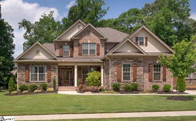 Simpsonville Single Family Home Contingency Contract: 200 Allegheny