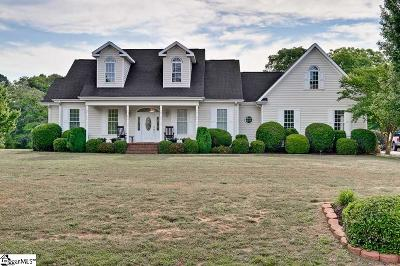 Greer Single Family Home Contingency Contract: 2775 E Tyger Bridge