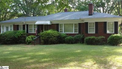 Greenville Single Family Home For Sale: 235 Hood