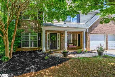 Greer Single Family Home For Sale: 18 Boxleaf