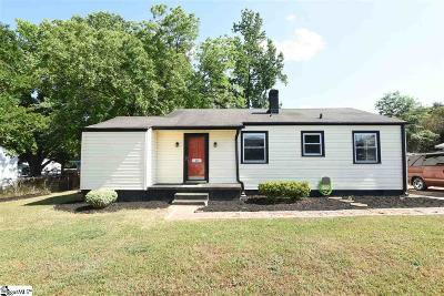 Greenville County Single Family Home For Sale: 10 N Acres