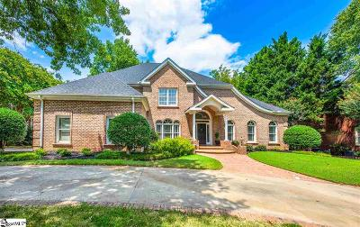 Greer Single Family Home For Sale: 4 Baronne