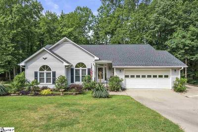 Greer Single Family Home For Sale: 105 Boulder Creek