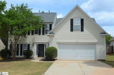 Greer Single Family Home Contingency Contract: 226 Highgate