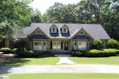 Laurens Single Family Home Contingency Contract: 381 Richwood Down
