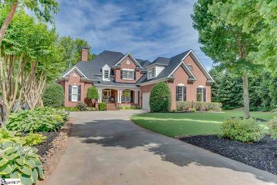 Simpsonville Single Family Home Contingency Contract: 2 Huddersfield