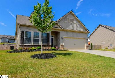 Easley Single Family Home For Sale: 129 Daylily