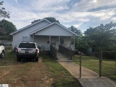 Travelers Rest Single Family Home Contingency Contract: 14 Circle