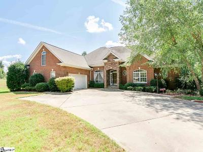 Greer Single Family Home Contingency Contract: 410 Bernice Snow