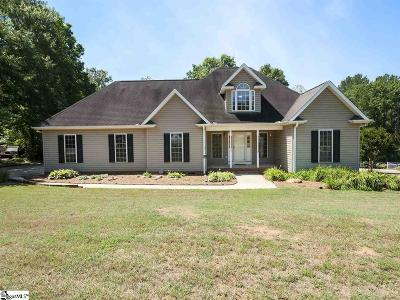 Easley Single Family Home For Sale: 316 Camperdown