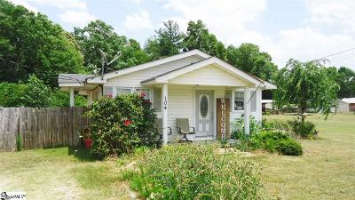 Duncan Single Family Home For Sale: 104 Deyoung
